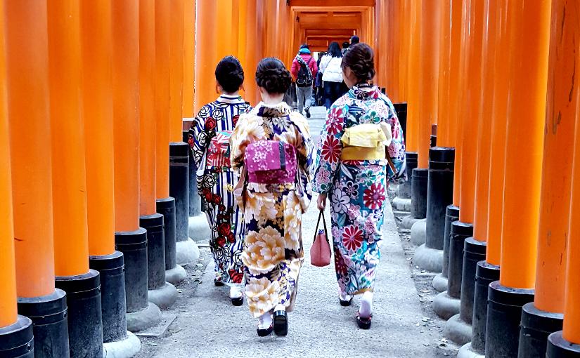 Trip : Osaka –Kyoto
