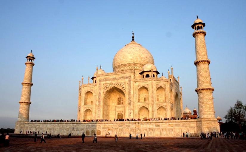Trip : Delhi –Agra